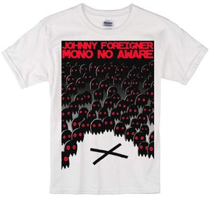 Image of White Mono No Aware tshirt TWO POINT OH