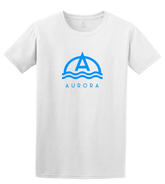 Image of Aurora HIGH TIDE t-shirt - white