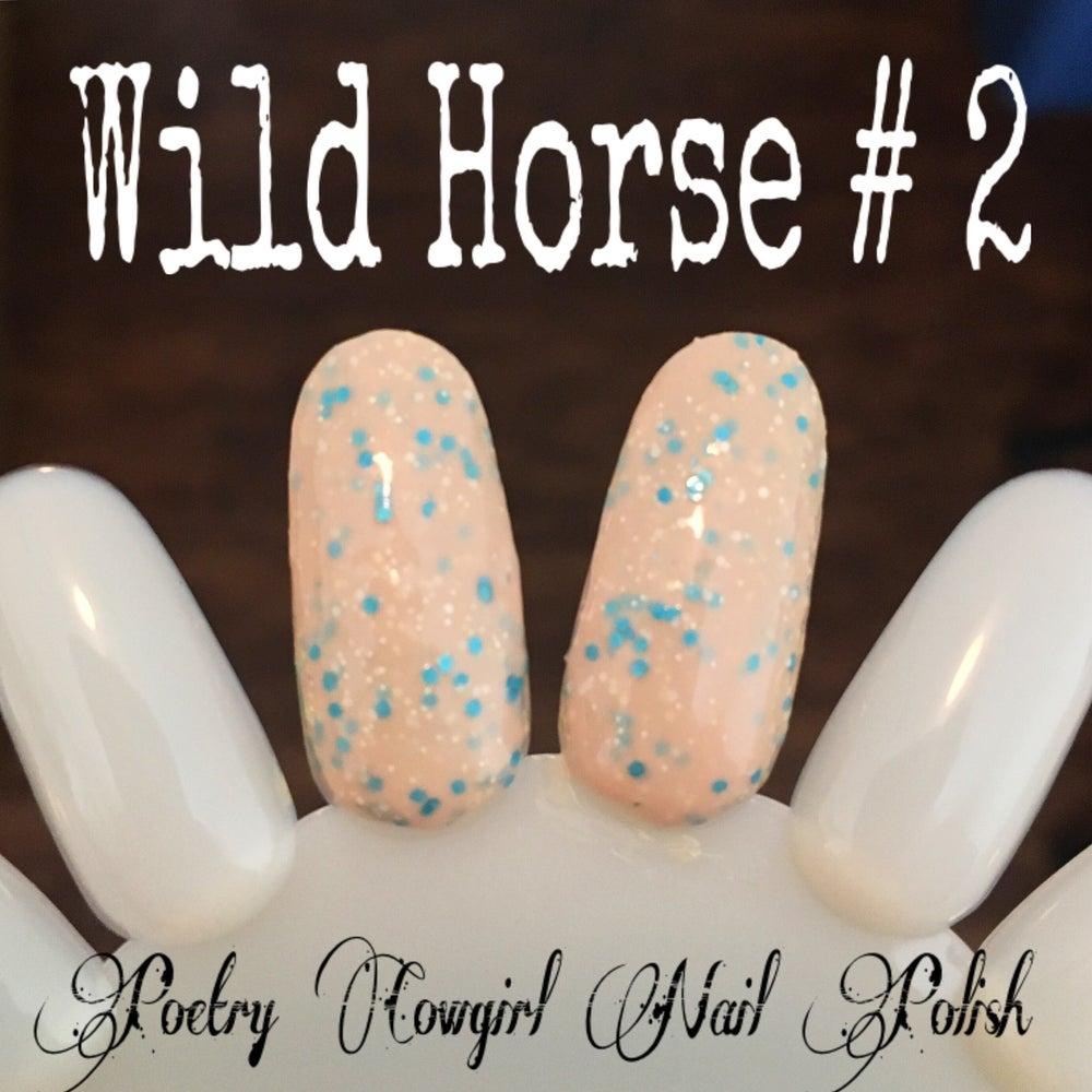 Image of Wild Horse #2