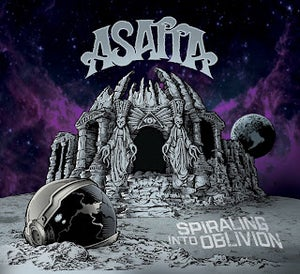 Image of Asatta - Spiraling into Oblivion CD