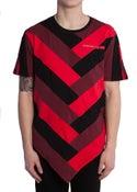 Image of Hudson Red & Black stripes
