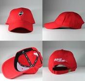 Image of Soin Red Baseball Cap
