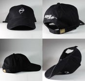 Image of Soin Black Baseball Cap