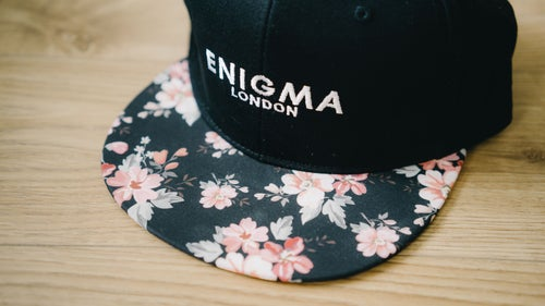 Image of London Snapback - Floral