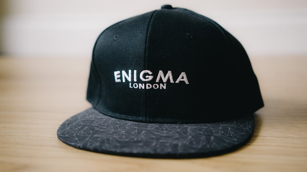 Image of London Snapback - Triangle