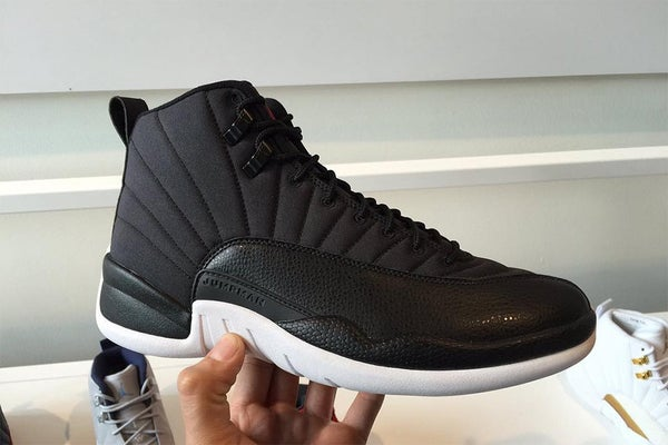 Image of AIR JORDAN 12 NEOPRENE