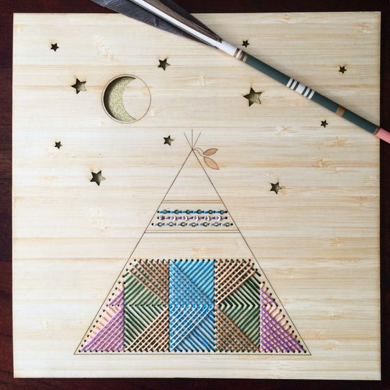 Image of  Moonlight Teepee no.1