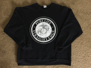 Image of Pure Life Military Tribute Sweater