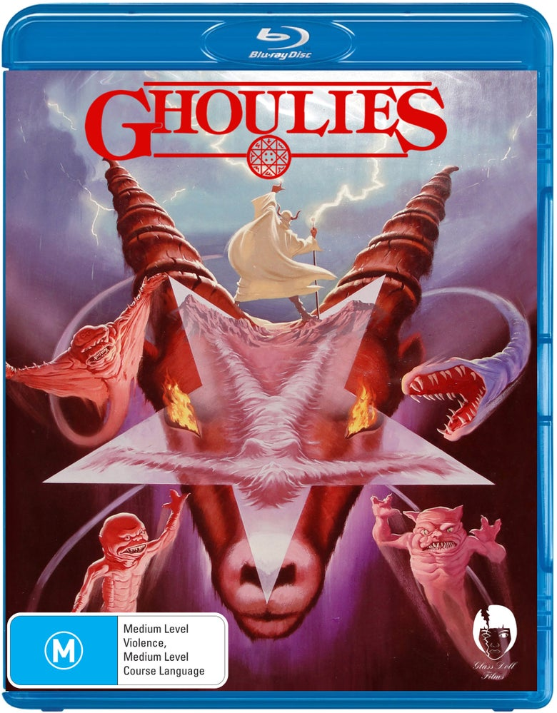 Image of Ghoulies (Bluray)