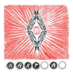 "Image of RAKTA ""S/T"" LP"