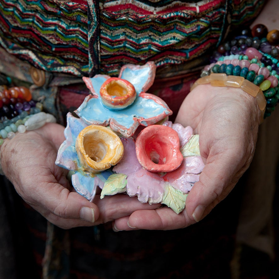 Image of Ceramic Flowers