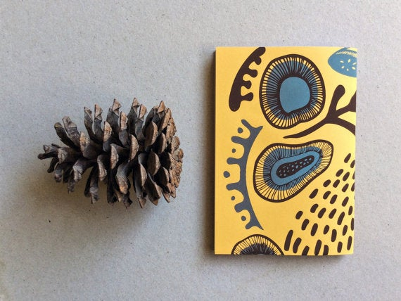 Image of Hand made notebook