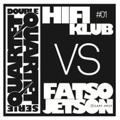Image of Hifiklub vs Fatso Jetson + Gary Arce - Double Quartet Serie #1 - Lp Black