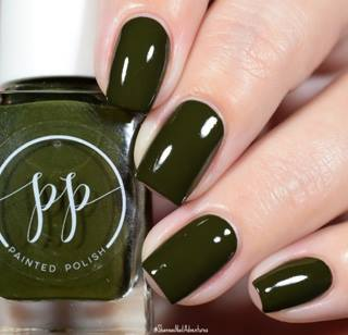 Image of Stamped in Olive