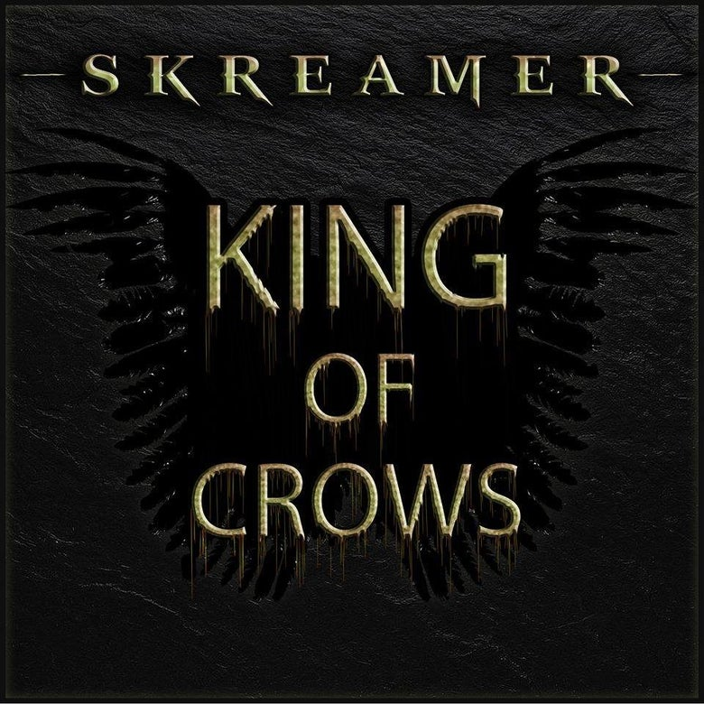 Image of KING OF CROWS (CD) Pre Order FREE P+P