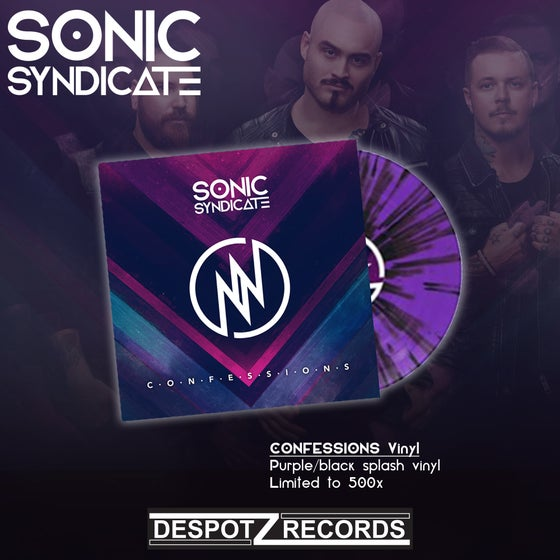 Image of Sonic Syndicate - Confessions (Limited Vinyl)