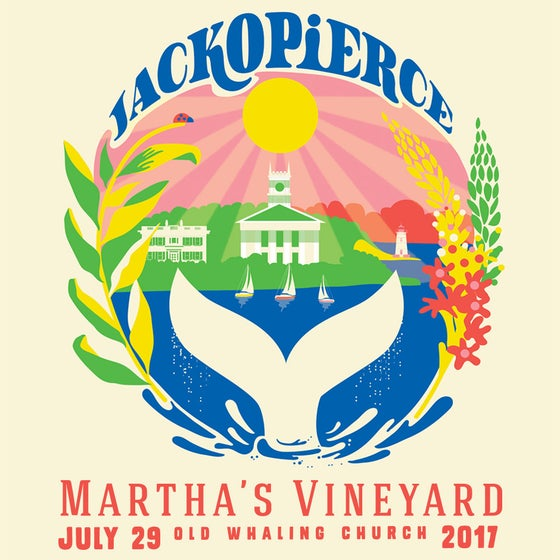 Image of Martha's Vineyard - July 29, 2017 - Founders Dinner & Concert