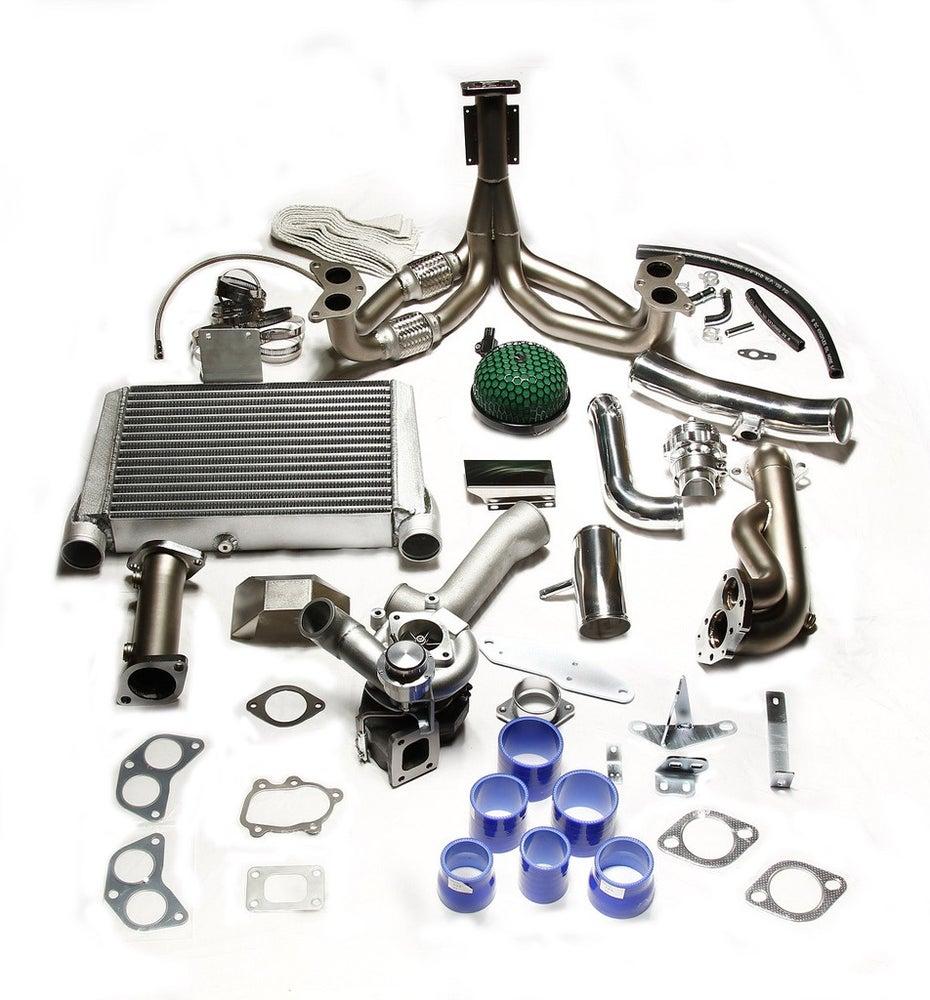 Image of SBD Billet 20G Turbo Kit for the 2013+ Subaru BRZ/Scion FRS