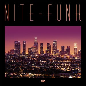 """Image of NITE-FUNK """"NITE-FUNK"""" EP Vinyl"""