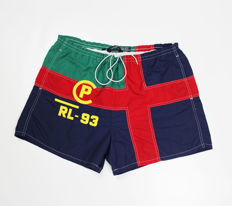 Image of Polo Ralph Lauren CP RL 93 Shorts