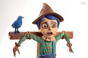 "Image of ""The Scarecrow"" - Original Sculpture"