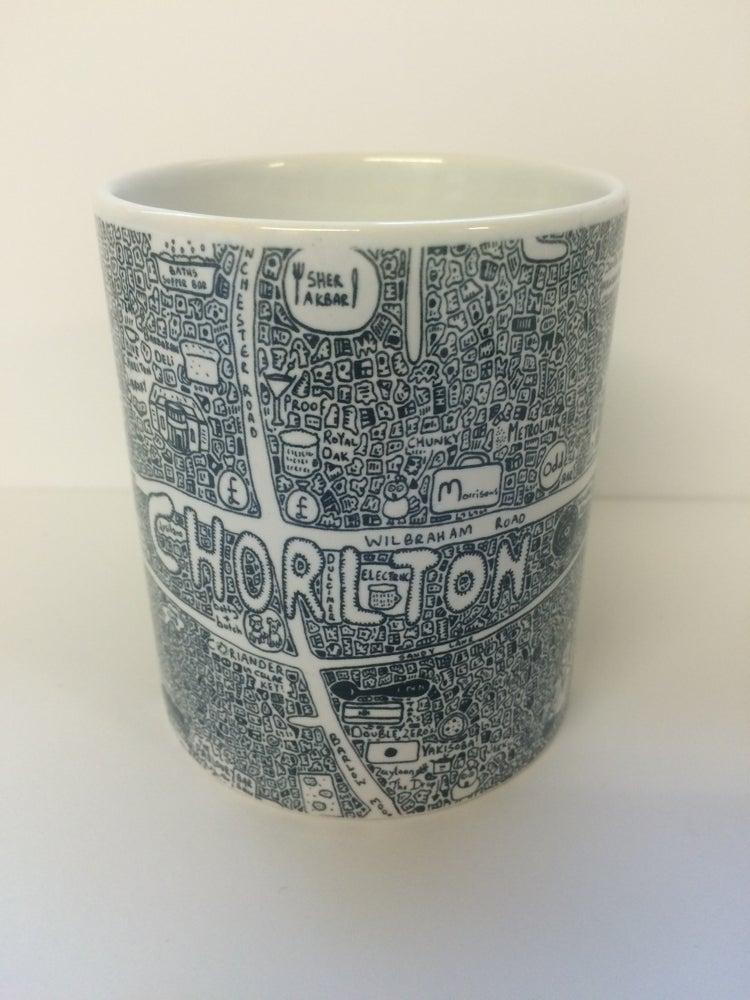 Image of Chorlton Doodle Mug