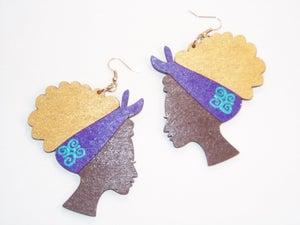 Image of Crowned Purple