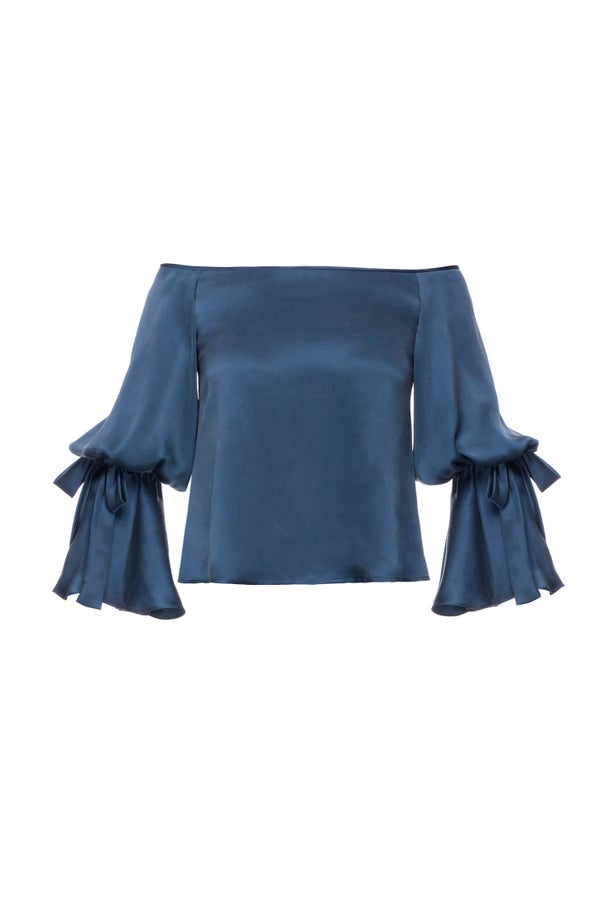 Bellflower Top $360.00   - Melissa Bui