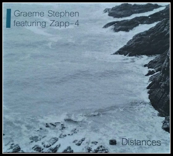 Image of Graeme Stephen featuring Zapp-4 - Distances
