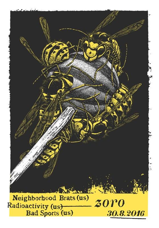 Image of Zoro-Poster #8