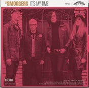"Image of Pre-order : 7"" The Smoggers / Charm Bag  Ltd Edition 500 copies."