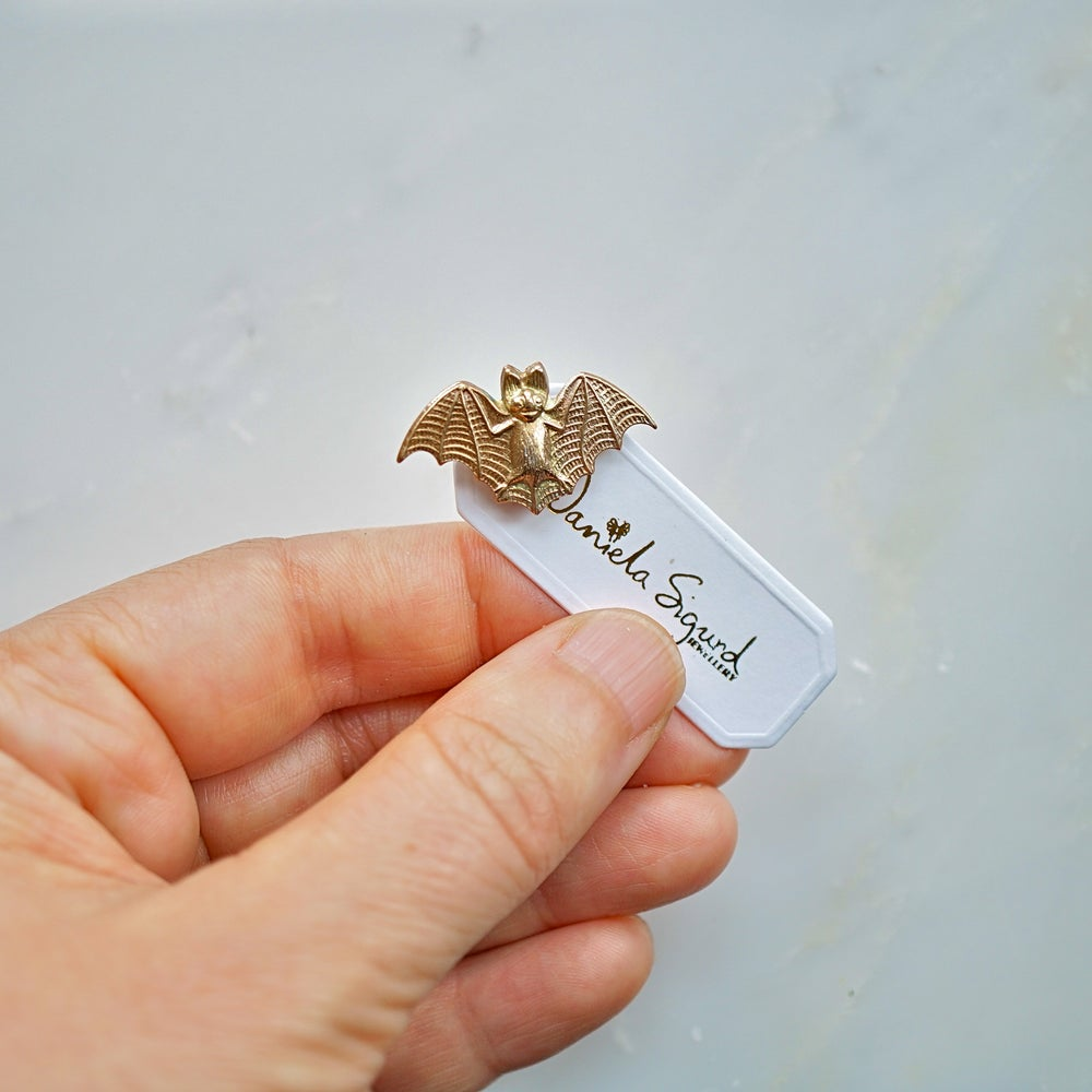 Image of Mini bat pin