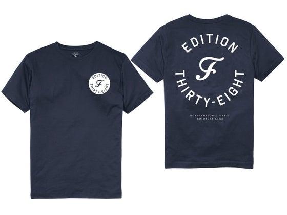 Image of Edition Thirty Eight Ferdinand••• design T-shirt