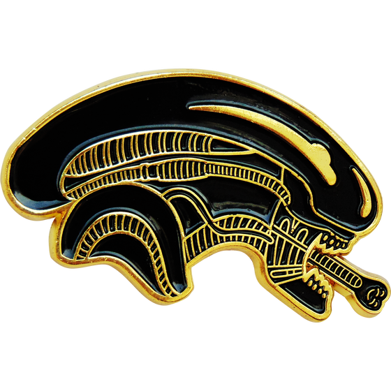 Image of GOLDEN PASSENGER PIN