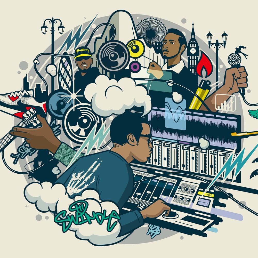Image of Swindle - Funk & Grime [Vinyl]
