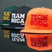 Image of Team Soca Hat Version 1