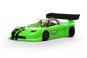 Image of Phat Bodies GT12 NSX - LW for Schumacher Atom, Zen or Mardave