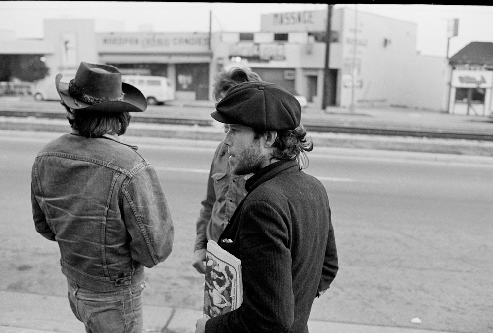 Image of Stylish Tom Waits Early 1980s