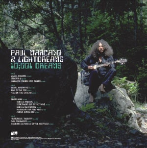 Image of [For U.S.] Paul Marcano & Lightdreams '10;001 Dreams' (GKL006/GKL006CD) ALL EDITIONS