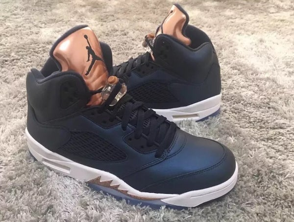 Image of AJ5 OLYMPIC BRONZE | MEN