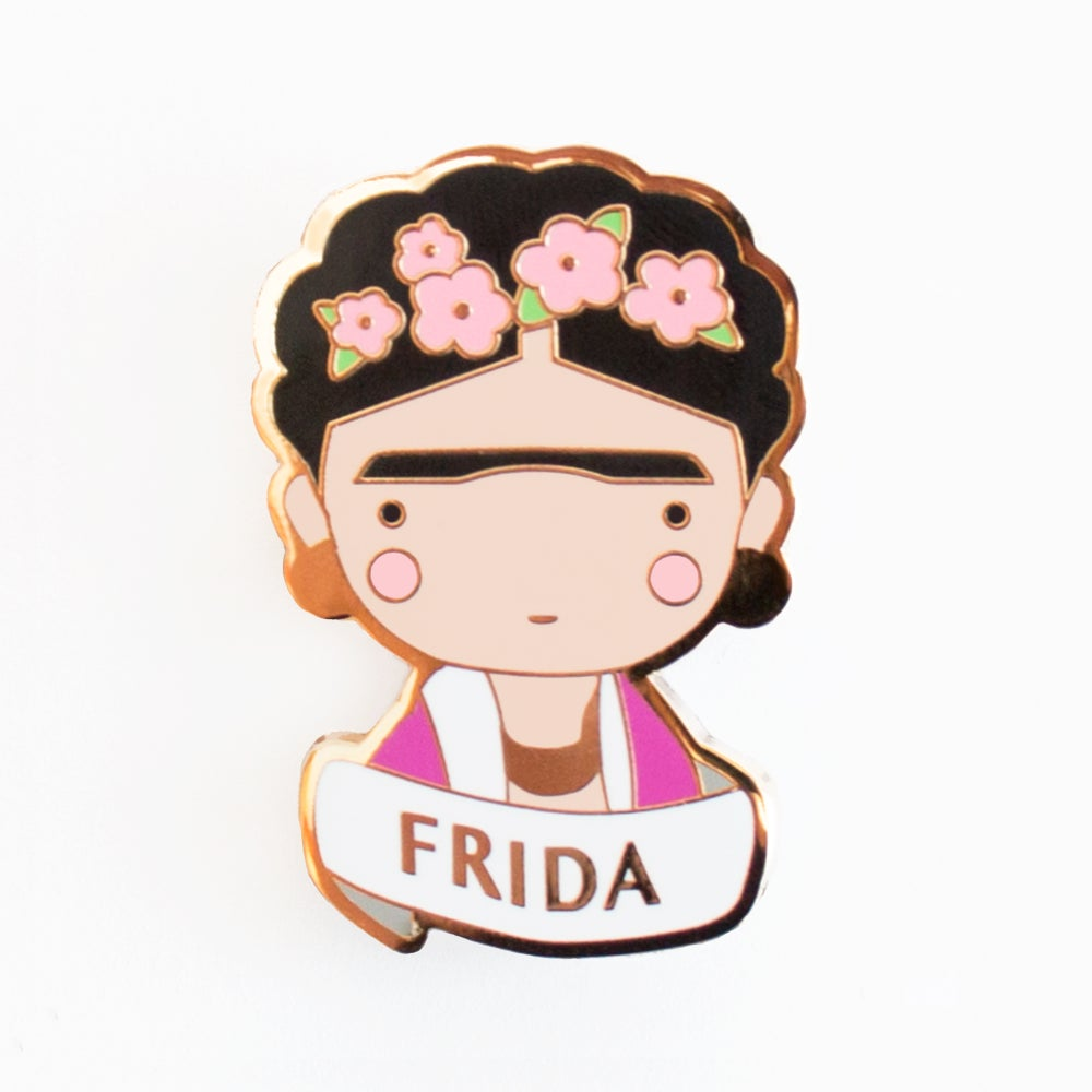 Image of FRIDA BROOCH