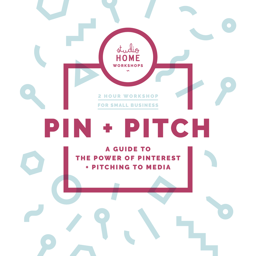 Image of PIN + PITCH - in a town near you!