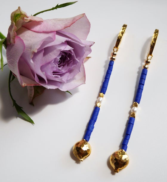Image of Lazuli Earrings