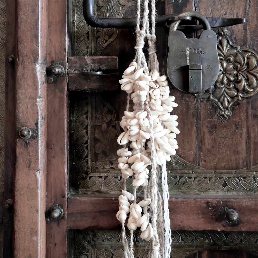 Image of Cowrie Shell Tassel