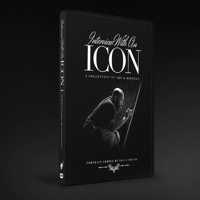 Image of Interview with an Icon DVD