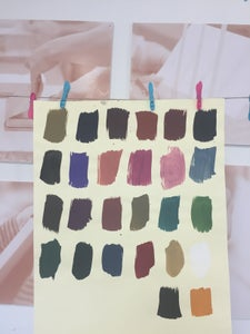 Image of Custom paint colour mixed for you for Marbling