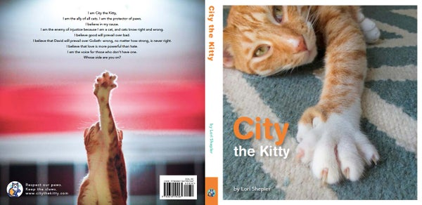 Image of City the Kitty Book