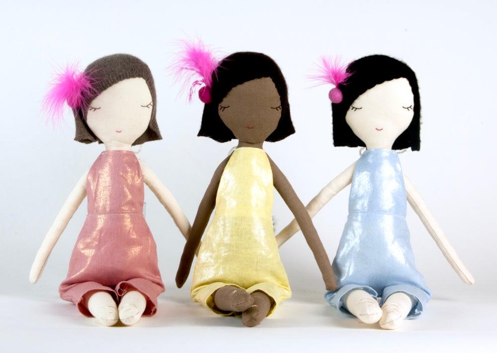 """Image of Luna doll - 21"""""""