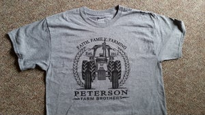 Image of Peterson Farm Bros T-Shirt (Youth Sizes Available)