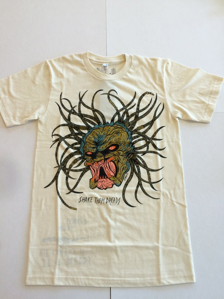 Image of Shake Them Dreads Cream | By SKINNER | T Shirt